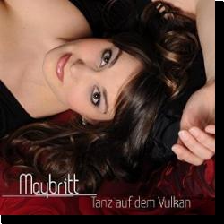 Cover: Maybritt - Tanz auf dem Vulkan