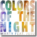 Cover:  Marty feat. JuJu - Colors Of The Night