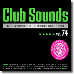 Cover: Club Sounds Vol. 74 - Various Artists