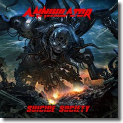 Cover: Annihilator - Suicide Society