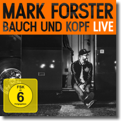 Cover: Mark Forster - Bauch und Kopf (Live Edition)