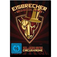 Cover: Eisbrecher - Schock live