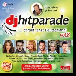 Cover: DJ Hitparade Vol. 8 - Various Artists