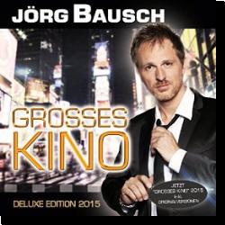 Cover: Jörg Bausch - Großes Kino (2015)