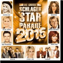 Cover: Die große Schlager Starparade 2015 - Folge 2 - Various Artists