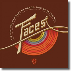 Cover: The Faces - 1970-1975: You Can Make Me Dance, Sing Or Anything...