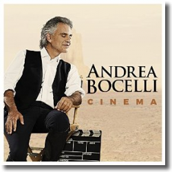 Cover: Andrea Bocelli - Cinema