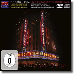 Cover: Joe Bonamassa - Live At Radio City Music Hall