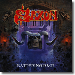 Cover: Saxon - Battering Ram
