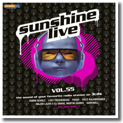 Cover: sunshine live vol. 55 - Various Artists
