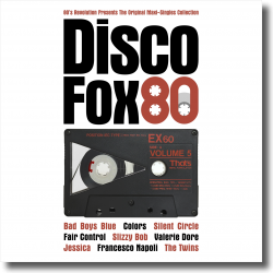 Cover: Disco Fox 80 Vol. 5 - Various Artists
