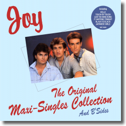 Cover: Joy - The Original Maxi-Singles Collection