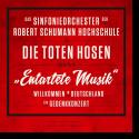 Cover: Sinfonieorchester der Robert Schumann Hochschule & Die Toten Hosen - Entartete Musik - Willkommen in Deutschland