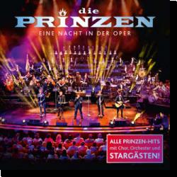 Cover: Die Prinzen - Eine Nacht in der Oper