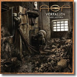 Cover: ASP - Verfallen, Folge 1: Astoria