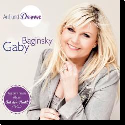 Cover: Gaby Baginsky - Auf und davon
