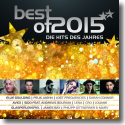 Cover:  Best Of 2015 - Die Hits des Jahres - Various Artists