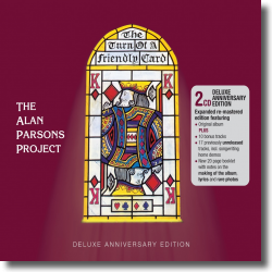 Cover: The Alan Parsons Project - Turn Of A Friendly Card - 35th Anniversary Edition