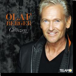 Cover: Olaf Berger - Über Grenzen gehen