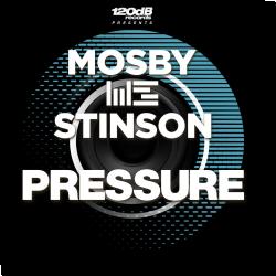 Cover: Mosby & Stinson - Pressure