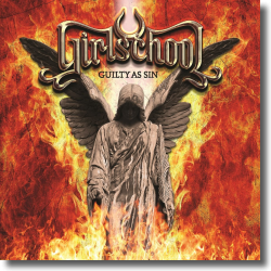 Cover: Girlschool - Guilty As Sin