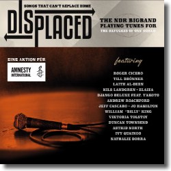 Cover: Displaced - Songs That Can Not Replace Home - Various Artists