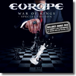 Cover: Europe - War Of Kings (Special Edition)