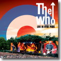 Cover:  The Who - Live in Hyde Park