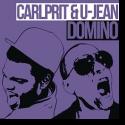 Cover:  Carlprit & U-Jean - Domino