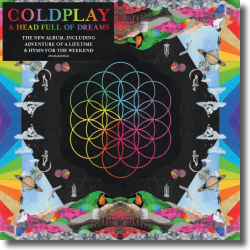 Cover: Coldplay - A Head Full Of Dreams
