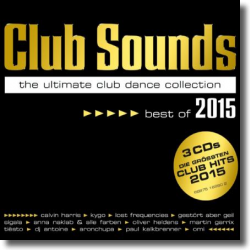 Cover: Club Sounds - Best of 2015 - Various Artists