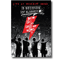 Cover: 5 Seconds Of Summer - How Did We End Up Here? – Live at Wembley Arena