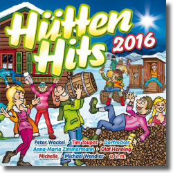 Cover: Hütten Hits 2016 - Various Artists
