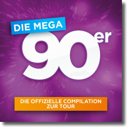 Cover: Die Mega 90er - Various Artists