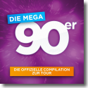 Cover:  Die Mega 90er - Various Artists