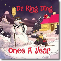 Cover: Dr. Ring Ding - Once A Year