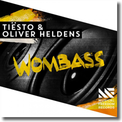 Cover: Tiësto & Oliver Heldens - Wombass