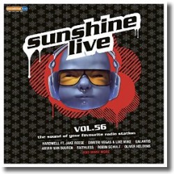 Cover: sunshine live Vol. 56 - Various Artists