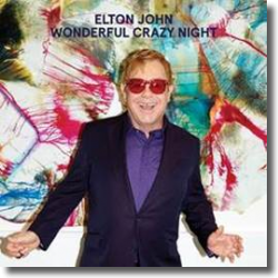 Cover: Elton John - Wonderful Crazy Night