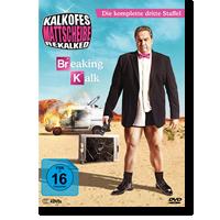 Cover: Kalkofes Mattscheibe Rekalked - 3. Staffel - Oliver Kalkofe