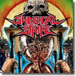 Cover: Surgical Strike - V.II.XII