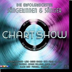 Cover: Die ultimative Chartshow - Sängerinnen & Sänger - Various Artists