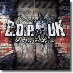 Cover: C.O.P. UK - No Place For Heaven
