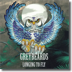 Cover: Greybeards - Longing To Fly