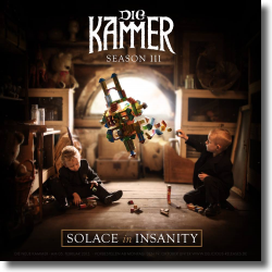 Cover: Die Kammer - Season III: Solace in Insanity