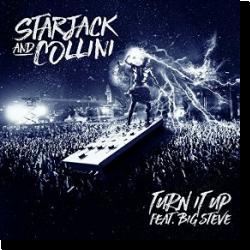 Cover: Starjack & Collini feat. Big Steve - Turn It Up