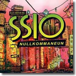 Cover: SSIO - Nullkommaneun