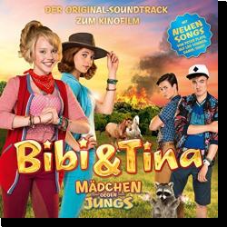 Cover: Bibi & Tina 3 - Mädchen gegen Jungs - Original Soundtrack