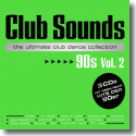 Cover:  Club Sounds 90s Vol.2 - Various Artists