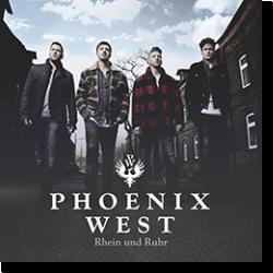Cover: Phoenix West - Rhein und Ruhr